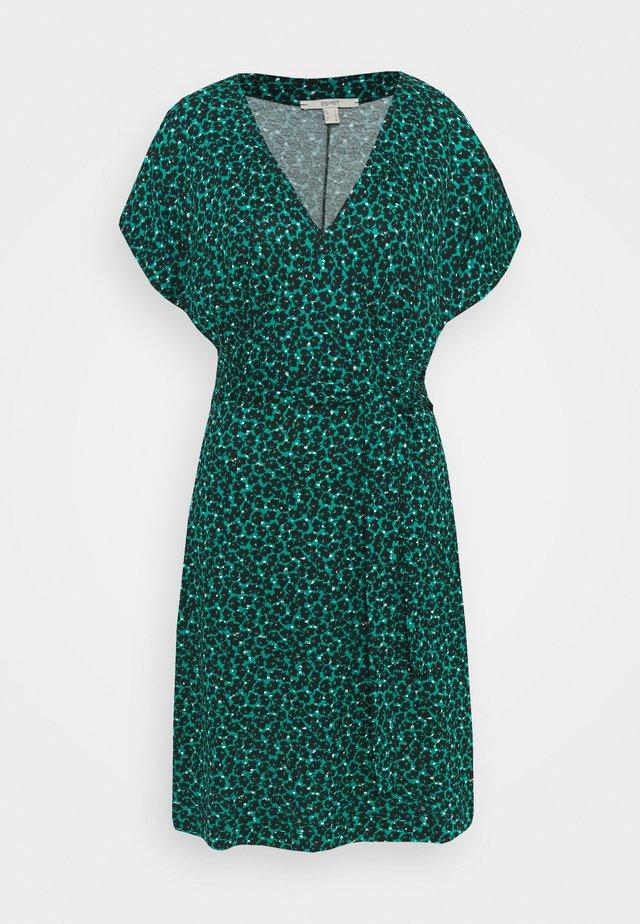 Jerseyklänning - green