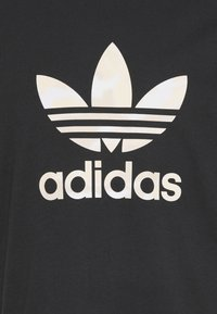 adidas Originals - CAMO INFILL TEE UNISEX - T-shirt print - black/alumina/multicolor - 4
