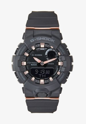 SHOCK - Digital watch - schwarz