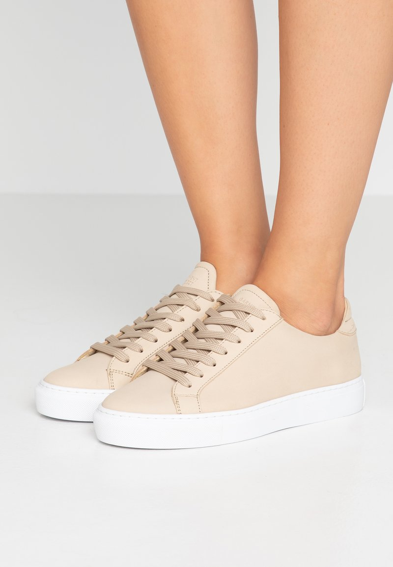 GARMENT PROJECT - TYPE - Sneakers - cream