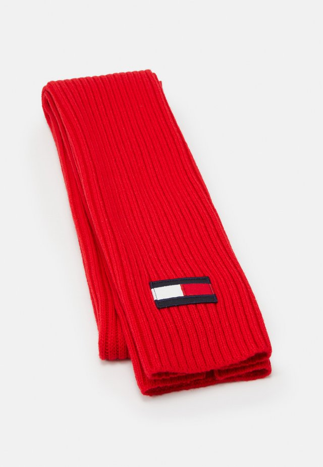 BIG FLAG SCARF - Scarf - red