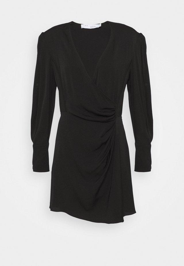 DHOTIE DRESS - Freizeitkleid - black