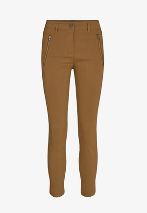 SC-LILLY - Trousers - caramel