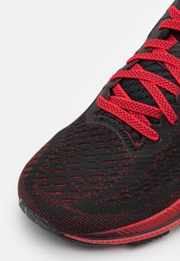 ASICS - GEL KAYANO 27 - Stabilty running shoes - classic red/black - 5