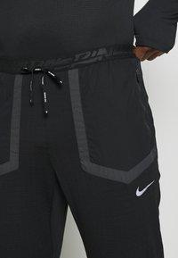Nike Performance - ELITE PANT  - Pantalones deportivos - black/smoke grey - 6