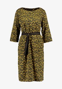 Freequent - Day dress - olive night - 5