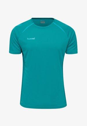 AUTHENTIC PRO JERSEY S/S - Basic T-shirt - celestial