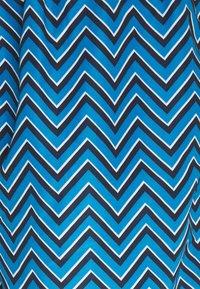 Jack & Jones - JJIBALI JJSWIMSHORTS STRIPE - Swimming shorts - french blue - 2