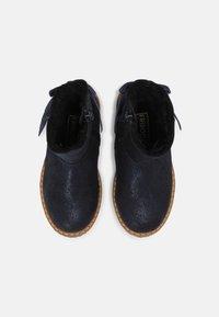 Friboo - LEATHER - Snowboots  - dark blue - 6