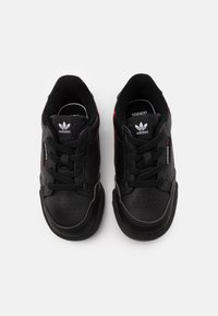 adidas Originals - CONTINENTAL 80 UNISEX - Babyschoenen - core black/scarlet red/collegiate navy - 3