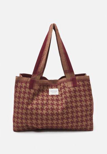 EVELYN LARGE - Tote bag - cardovan