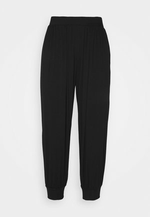 HAREM - Tracksuit bottoms - black