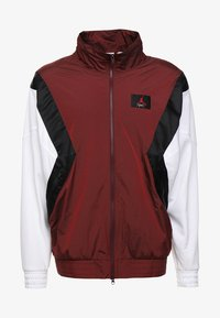 Jordan - FLIGHT WARM-UP - Training jacket - gym red/white/black - 3