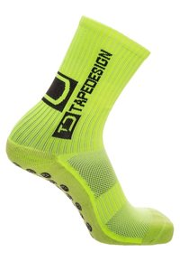 TapeDesign - ALLROUND CLASSIC SOCKEN - Sports socks - neon yellow - 1