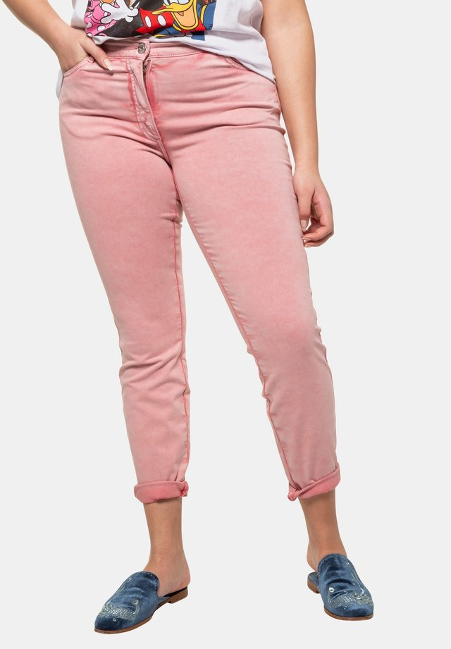 Jeans Skinny Fit - hellpink
