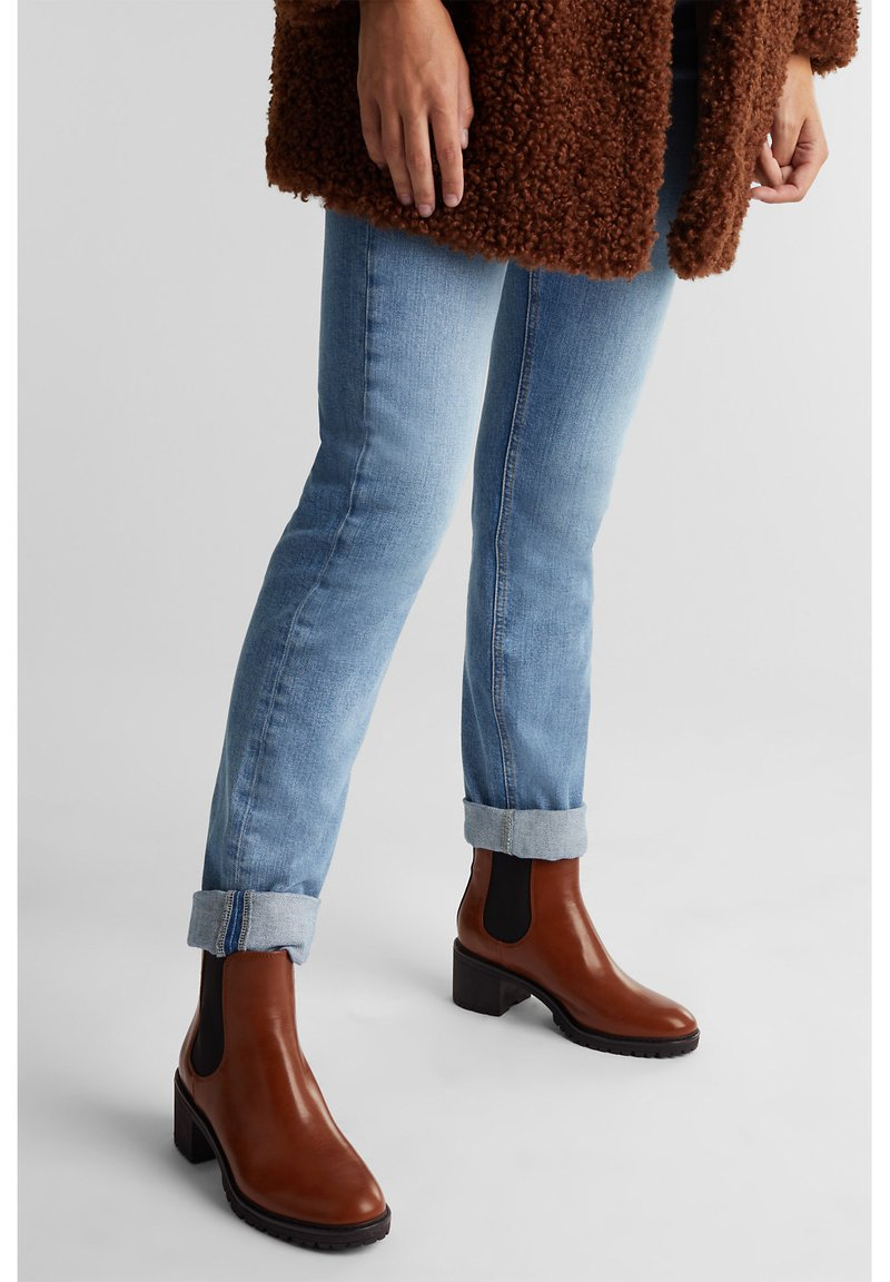 Esprit - Ankle boots - toffee
