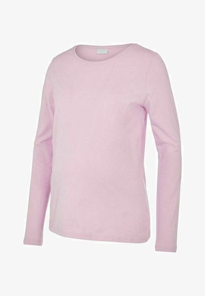 PCMRIA NEW TEE - Long sleeved top - pastel lavender