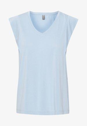 KAJSA - T-shirt basique - cashmere blue