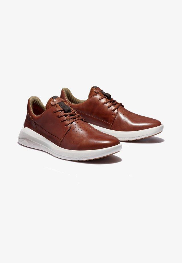 BRADSTREET ULTRA OXFORD - Sneakers laag - cognac