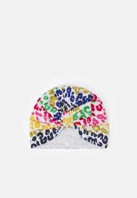 Never Fully Dressed Kids - RAINBOWLEOPARD TURBAN - Beanie - multicoloured - 0