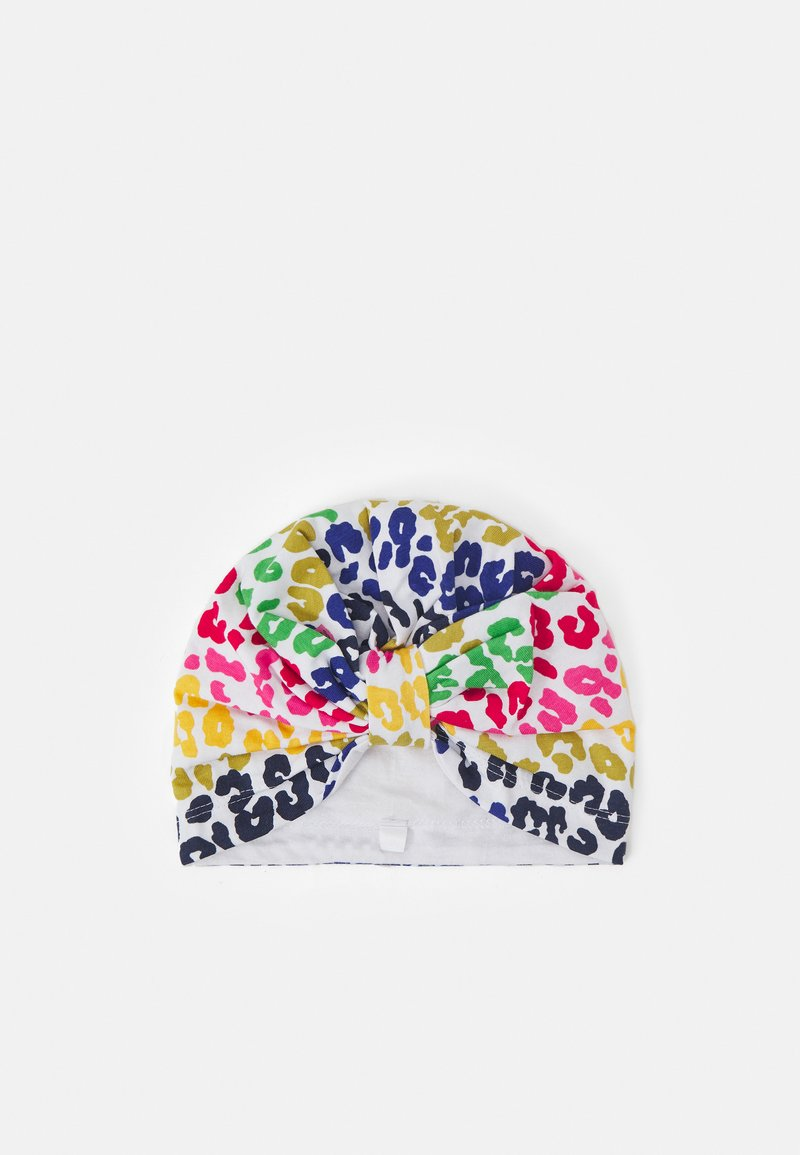 Never Fully Dressed Kids - RAINBOWLEOPARD TURBAN - Beanie - multicoloured