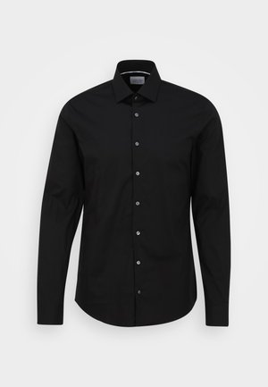 STRETCH SLIM  - Camicia elegante - black
