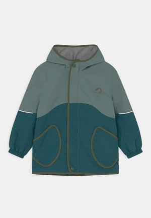 AARRE UNISEX - Outdoorová bunda - trellis/bronze green