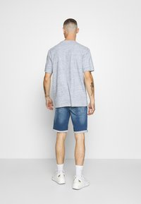 Only & Sons - ONSPLY  - Jeansshorts - blue denim - 2