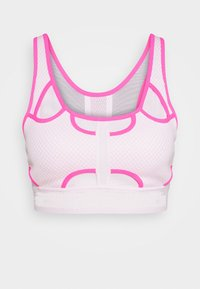 pink foam/hyper pink/black