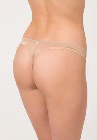 Gossard - GLOSSIES THONG - Thong - nude - 2
