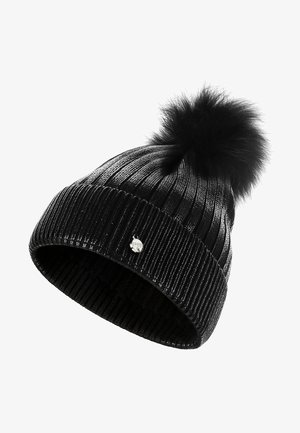 MITTA - Bonnet - black