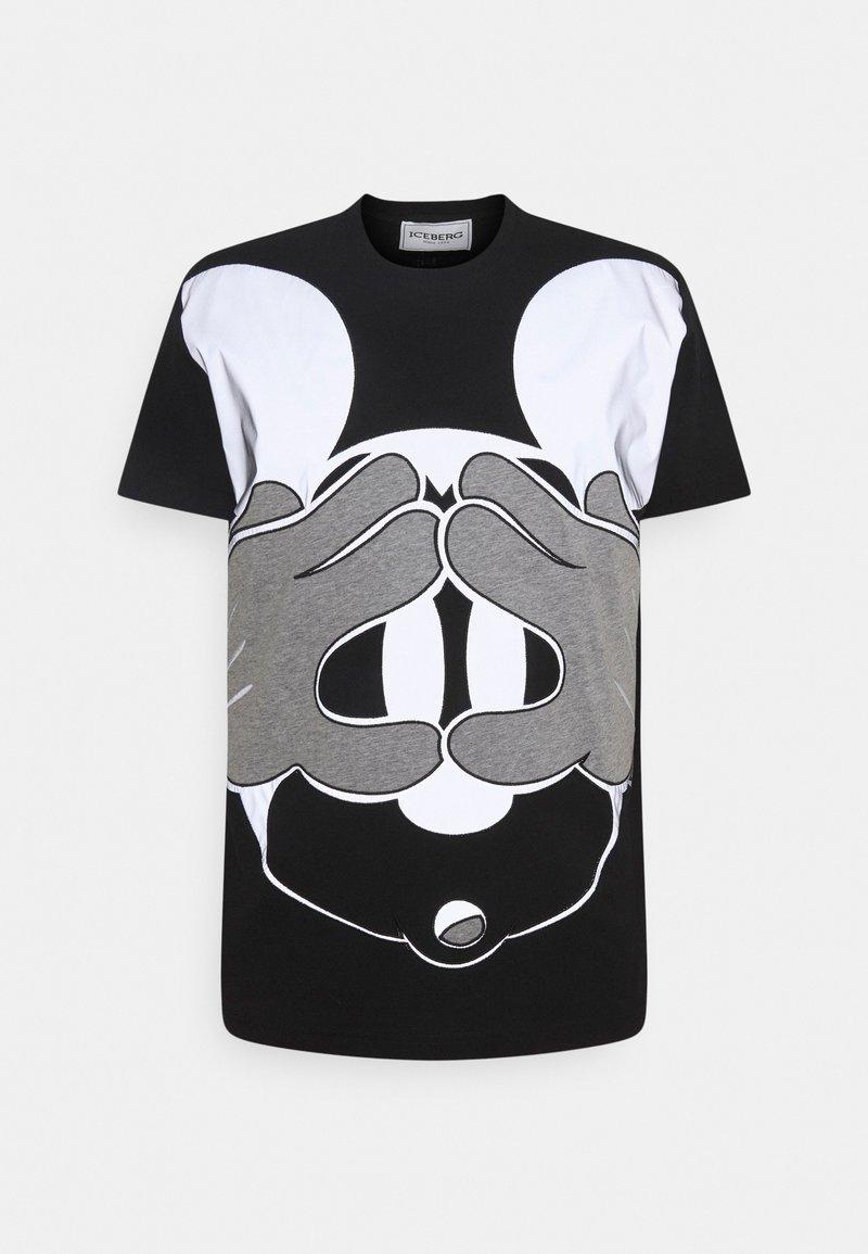 Iceberg - Print T-shirt - nero