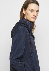 Lauren Ralph Lauren - MEMORY VEST 2 IN 1 ANORAK - Short coat - navy - 4