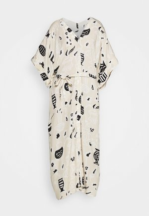 CARRO DRESS - Maxi dress - beige