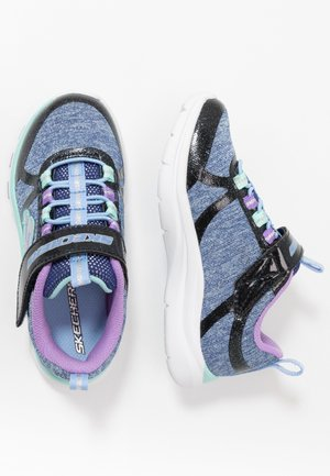 TRAINER LITE - Sneaker low - navy heathered/multicolor