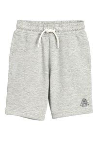 Next - 2 PACK SHORTS - Shorts - light grey - 2