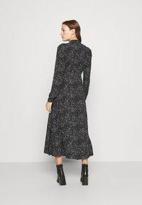 Mavi - PRINTED DRESS - Maxi-jurk - black - 2