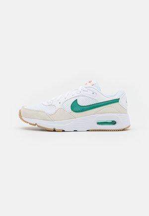 AIR MAX SC UNISEX - Sneakers laag - white/green noise/summit white