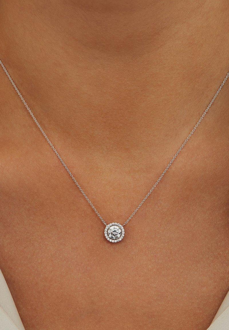Parte di Me - Necklace - silver-coloured