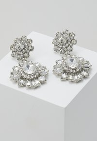 ONLY - Earrings - silver-coloured - 0