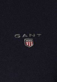 GANT - THE ORIGINAL RUGGER - Polo shirt - evening blue - 4