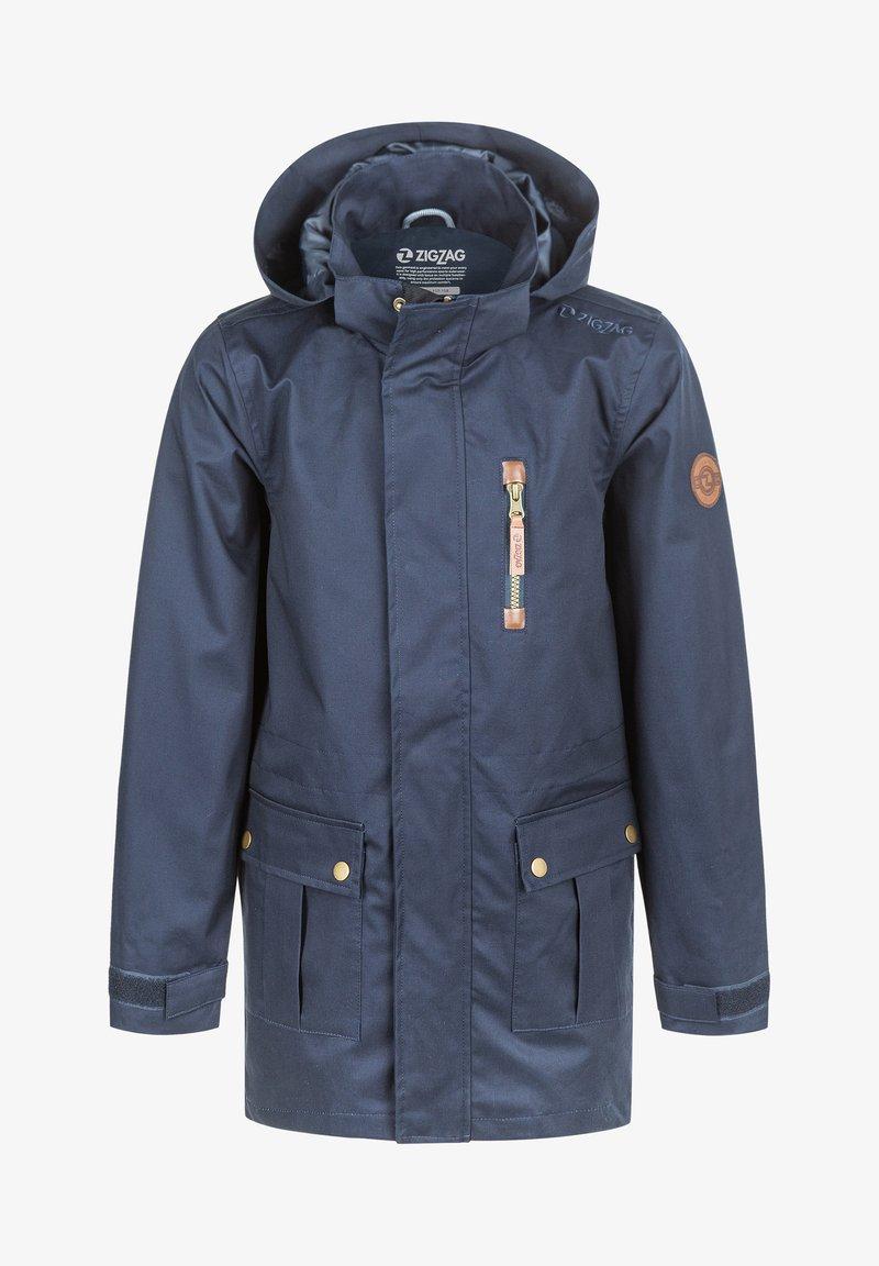 ZIGZAG - FISHER  - Winter coat - navy