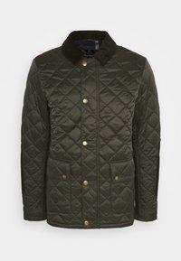 DIGGLE QUILT - Light jacket - olive/seaweed