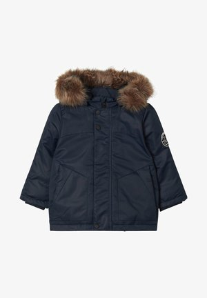 Down jacket - dark sapphire