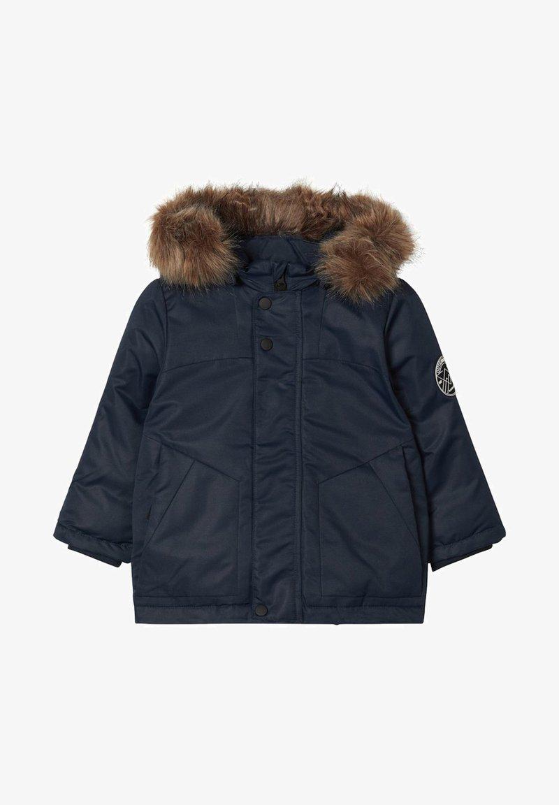 Name it - Down jacket - dark sapphire