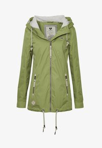 Ragwear - ZUZKA - Outdoorjakke - light olive - 3
