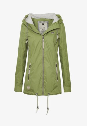 ZUZKA - Outdoor jacket - light olive