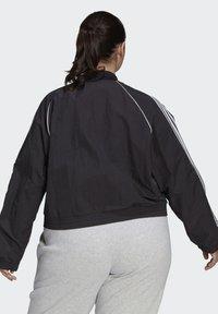 adidas Originals - SHORT TT - Training jacket - black - 1