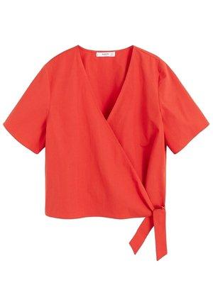 RUNNER - Blouse - orange