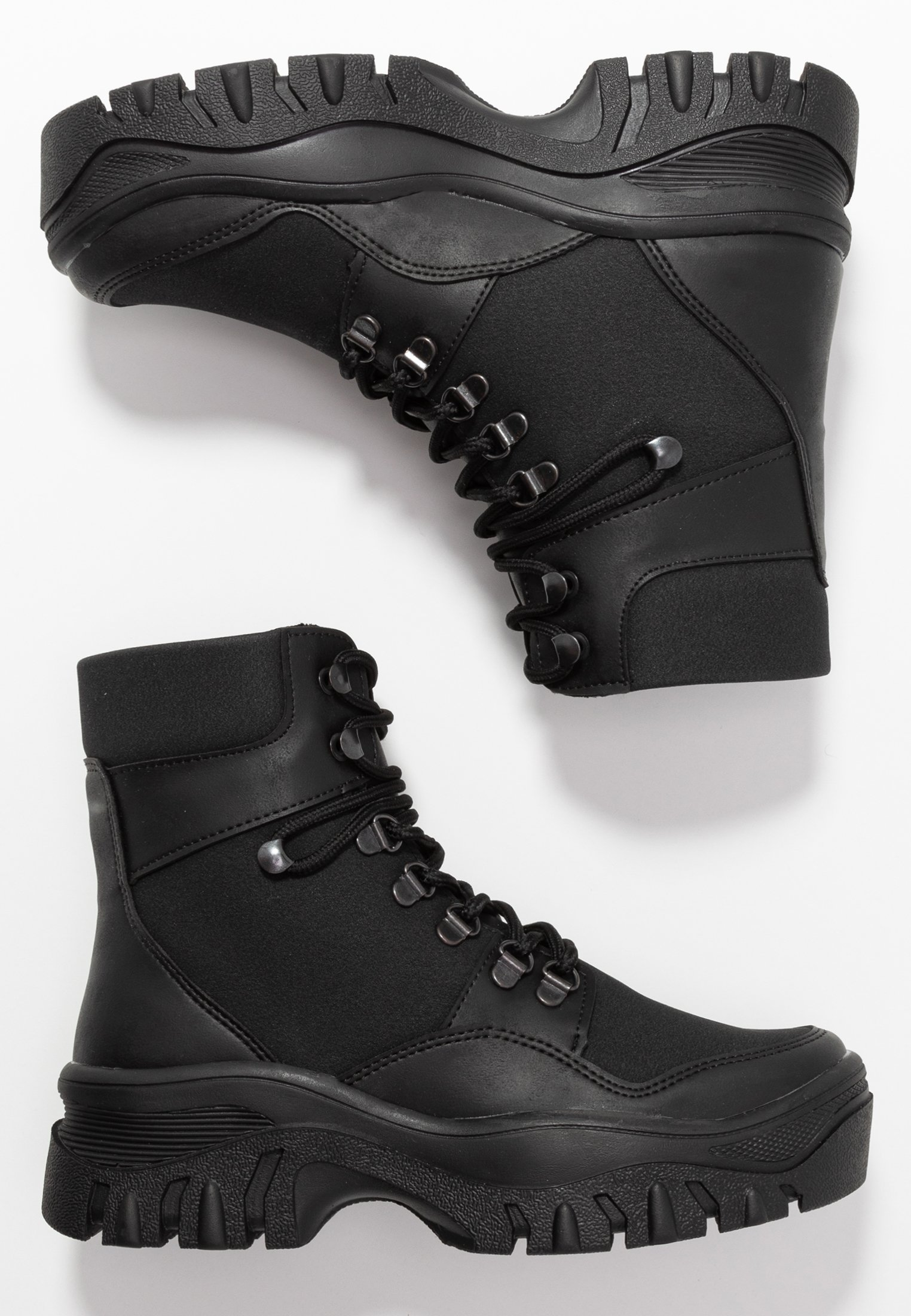 TRUE LOVE Ankelboots black